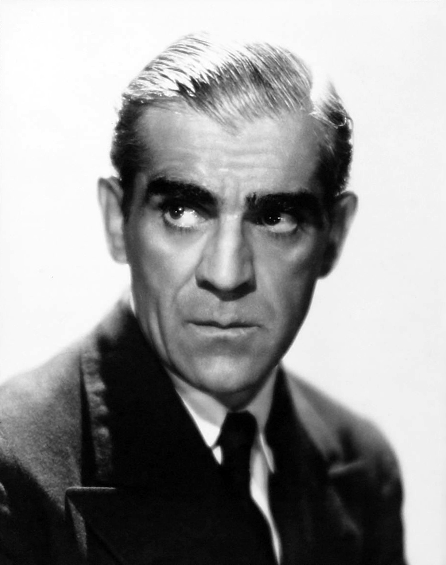 boris karloff height