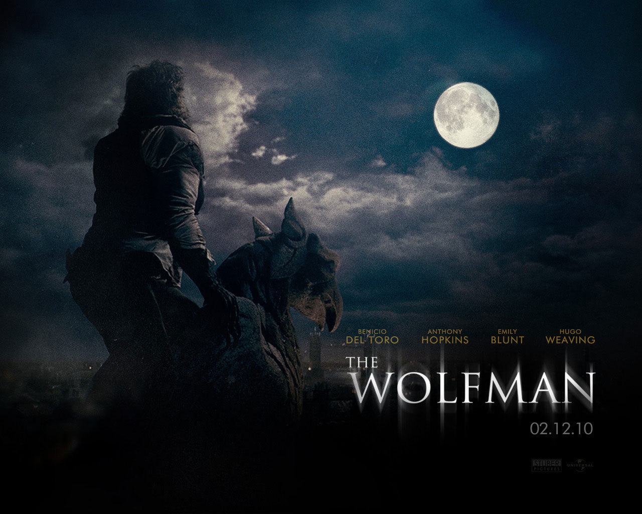 sundays with 2010s the wolfman a classic tale retold