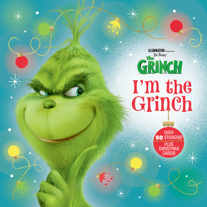 Get Grinchy With Random House Quot The Grinch Movie Tie In Books